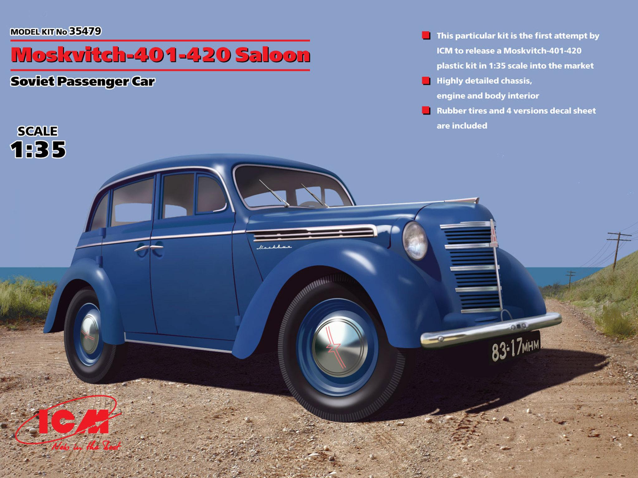 35479_Moskvitch-401-420 Saloon, Soviet Passenger Car_eng (6)