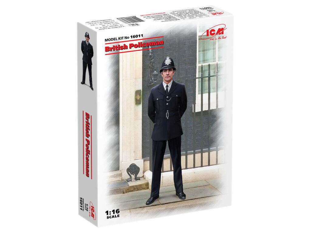 box 16011 british policeman icm