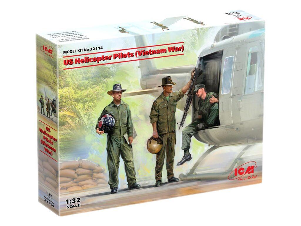 box 32114 us helicopter pilots vietnam war icm 1