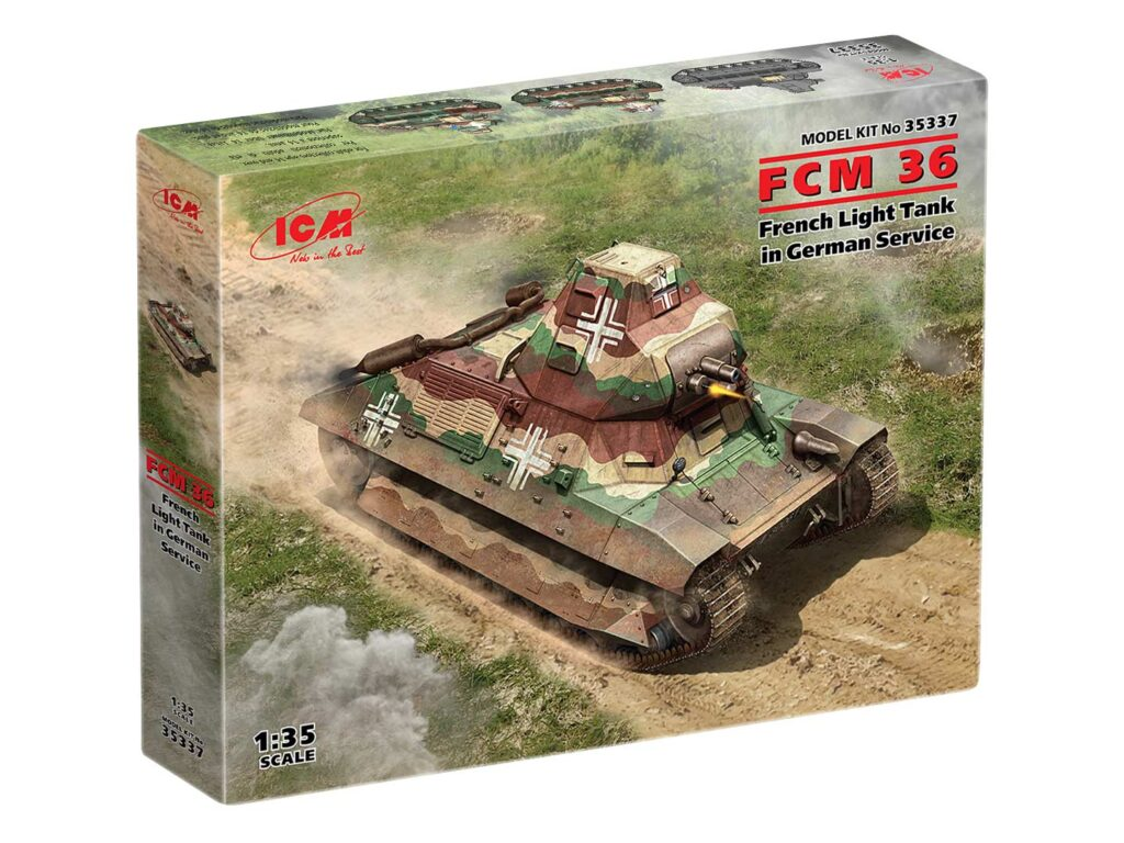 box 35337 fcm 36 icm