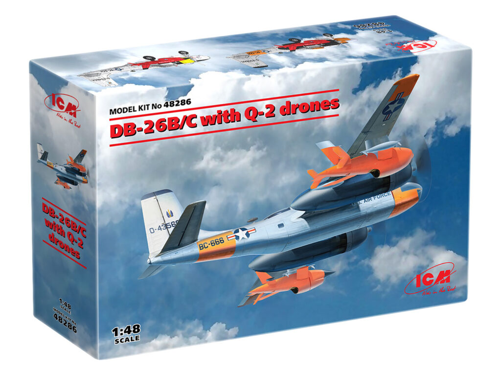 box 48286 db 26bc with q 2 drones icm